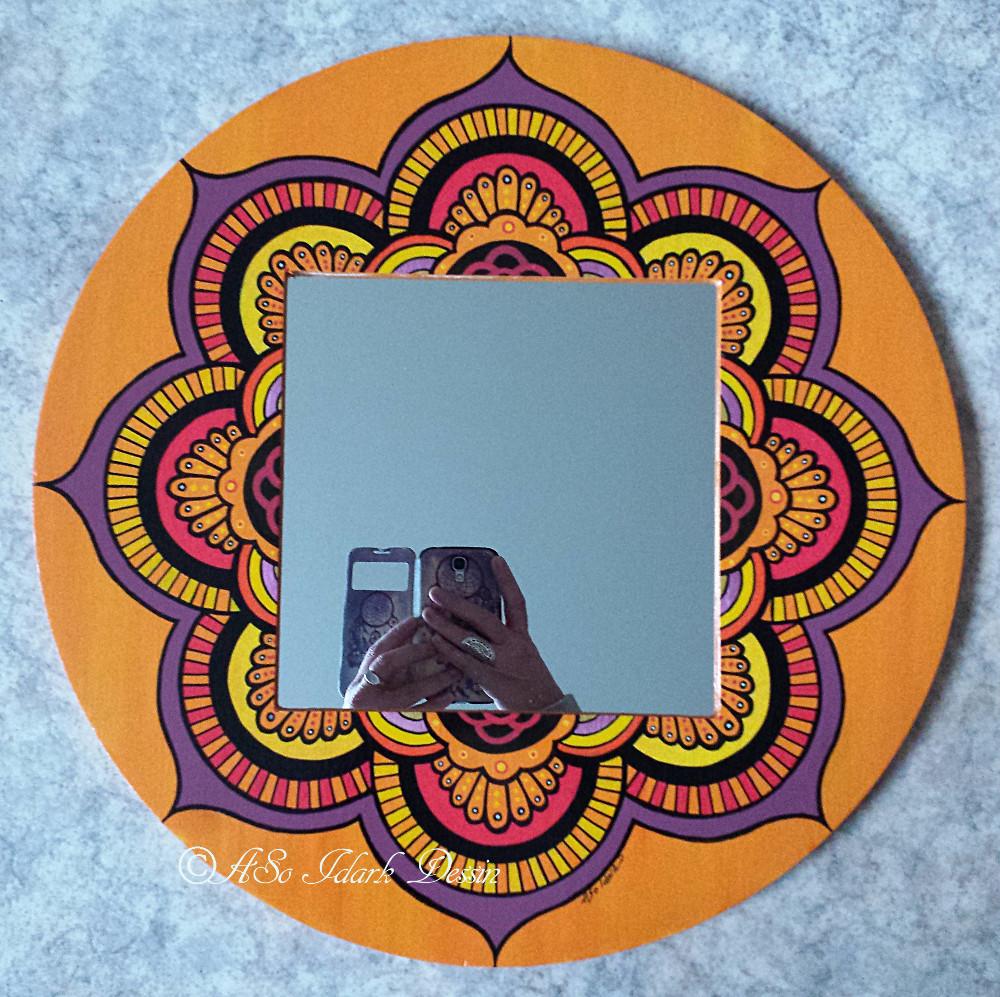 miroir style marocain perfect srie de trois grands. Black Bedroom Furniture Sets. Home Design Ideas