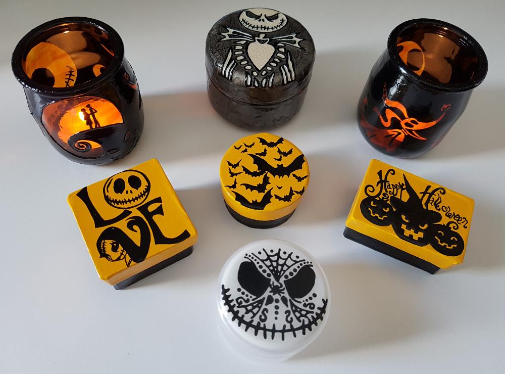Happy Halloween Et Autres Nouveautés Vinyles Porte Manteaux